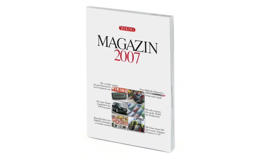 WIKING-Magazin 2007