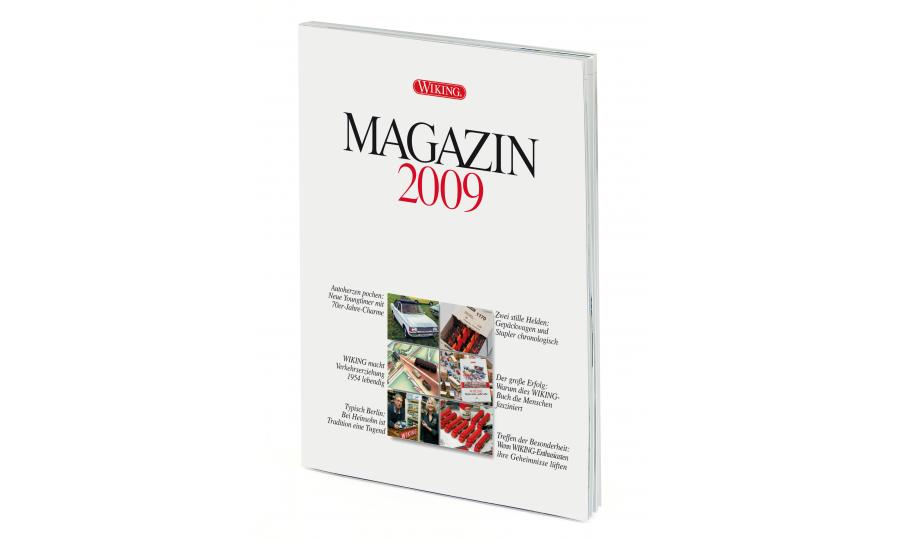 WIKING-Magazin 2009