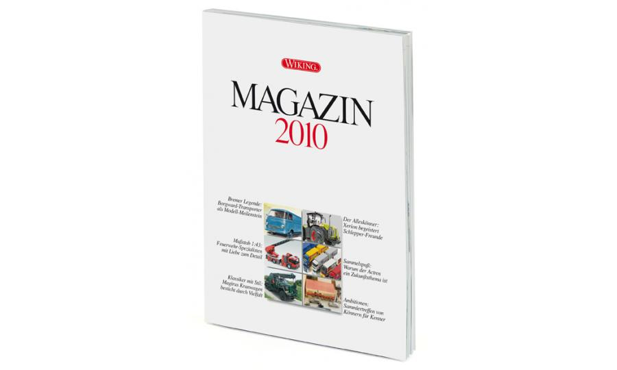 WIKING-Magazin 2010
