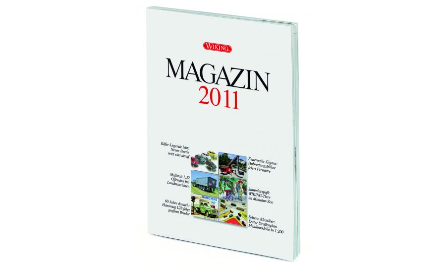 WIKING-Magazin 2011