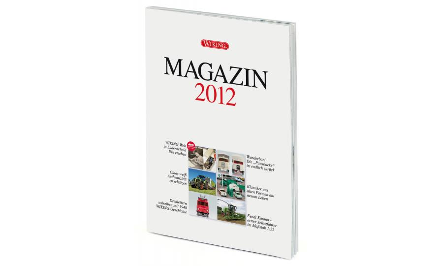 WIKING-Magazin 2012