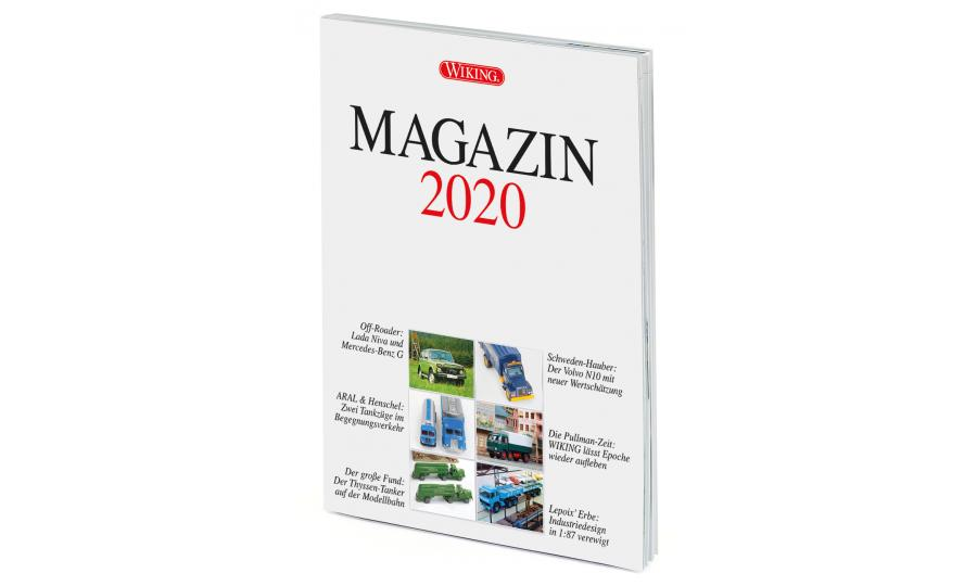 WIKING-Magazin 2020