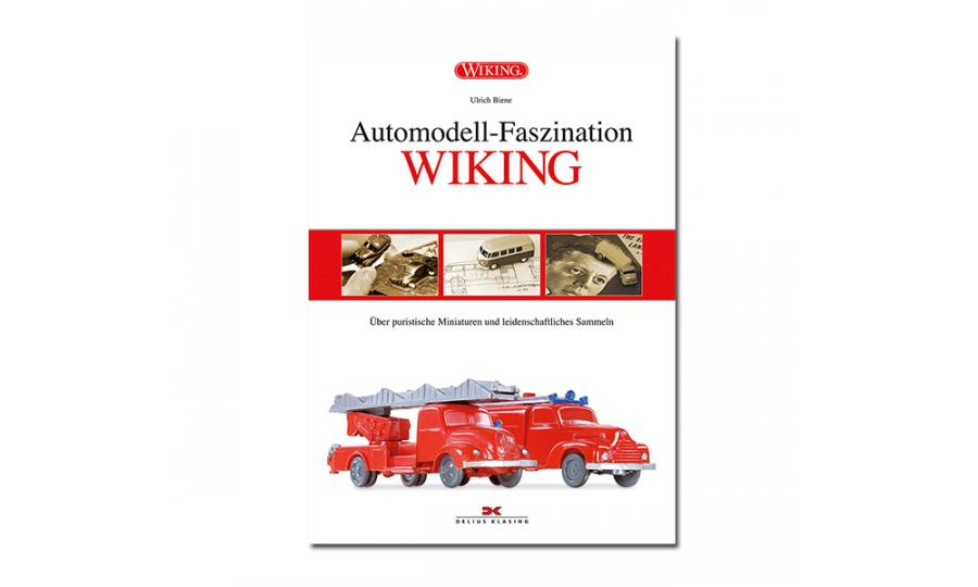 "WIKING-Buch III ""Automodell-Faszination WIKING"