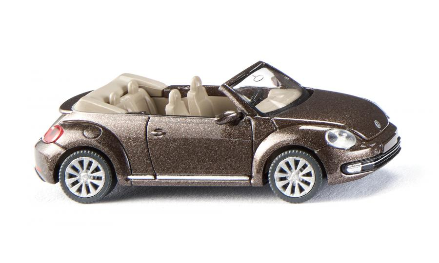 VW The Beetle Cabrio - toffeebraun met.
