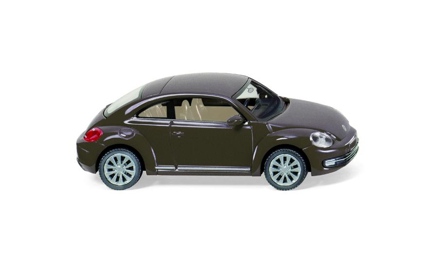 VW The Beetle - toffeebraun met.