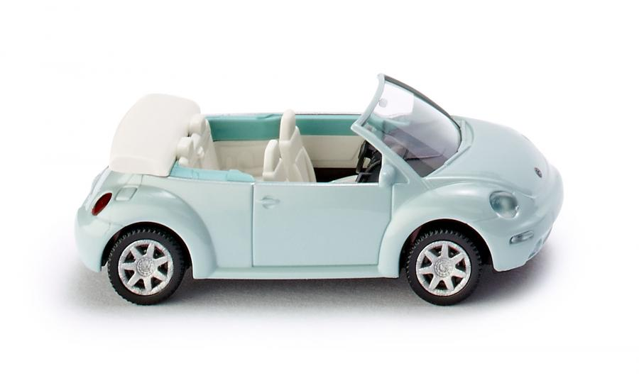 VW New Beetle Cabrio - aquariusblue met.