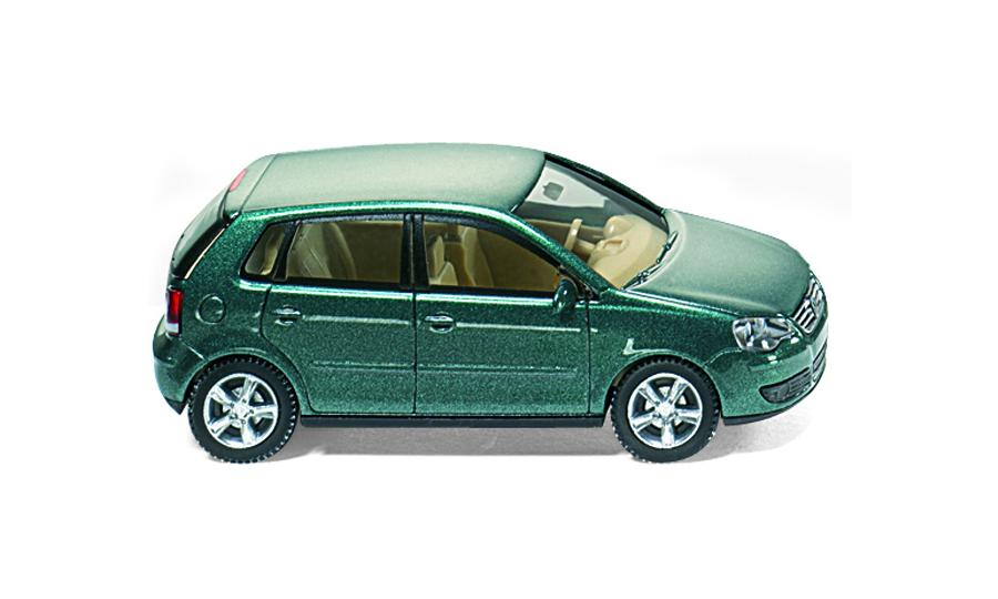 VW Polo - fairwaygreen met.