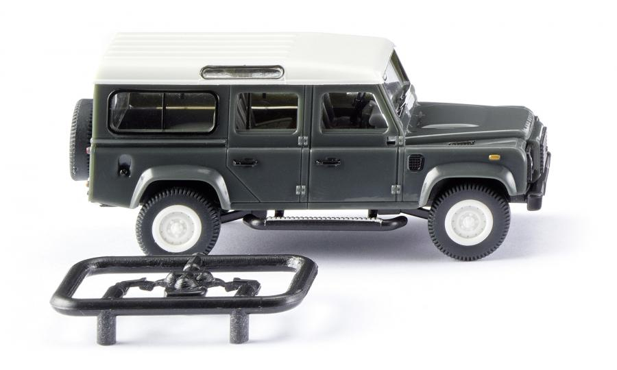 Land Rover Defender 110 - keswick green