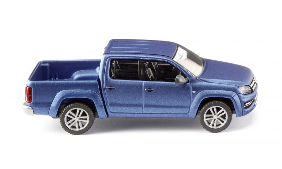 VW Amarok GP Highline - ravennablau met. matt