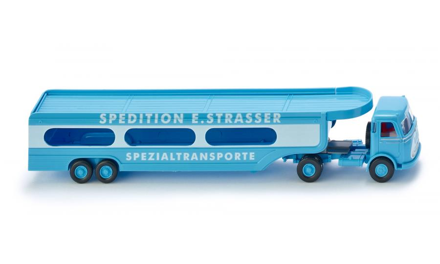 "Autotransporter (MB Pullman) ""Spedition E. Strasser"""