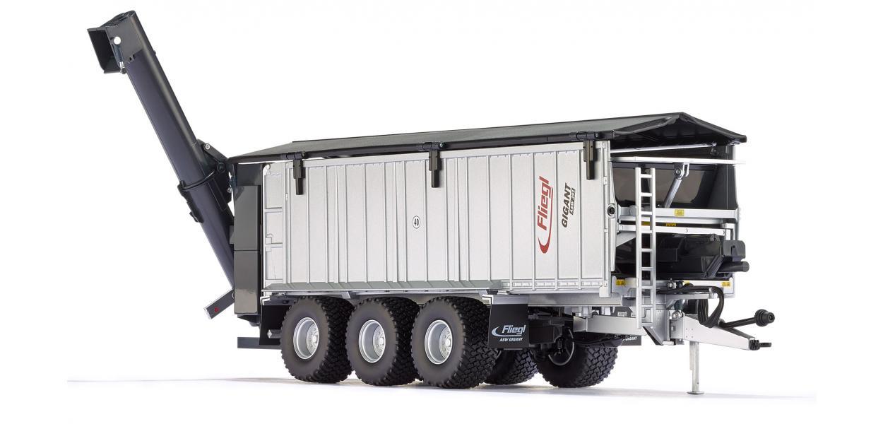 Wiking 1:32 DIE-CAST Fliegl Abschiebewagen 391 Spielzeugautos
