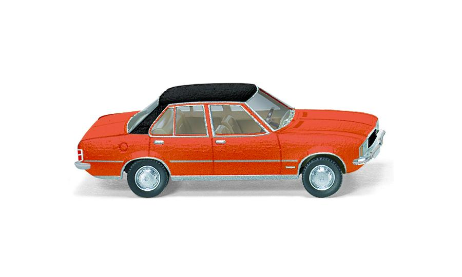 Opel Commodore goldbraun - metallic