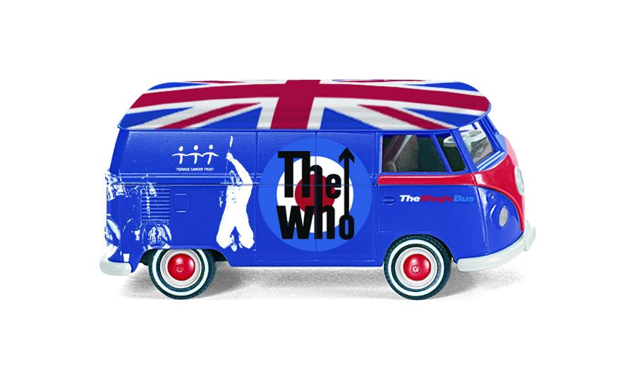 "VW T1 Transporter ""The Who"""
