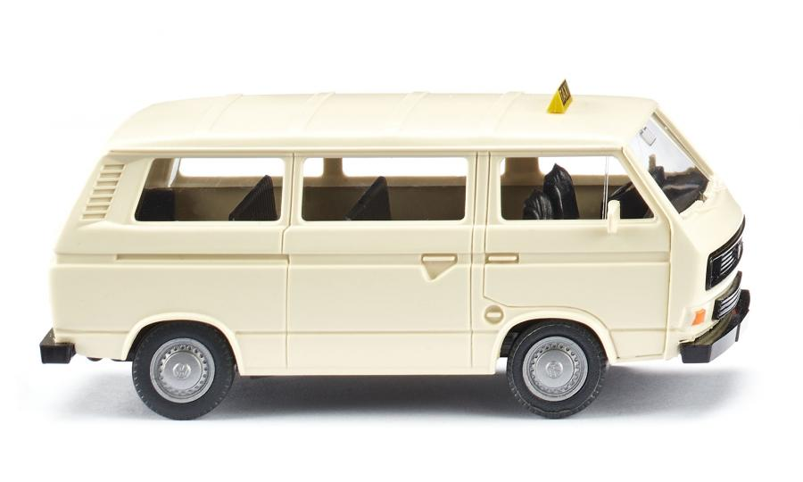 Taxi - VW T3 Bus