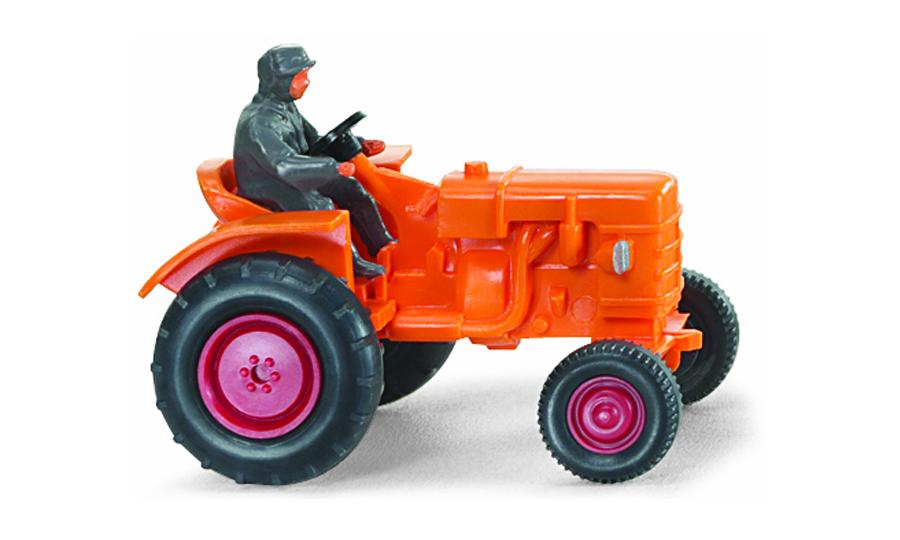 Fahr Schlepper - orange